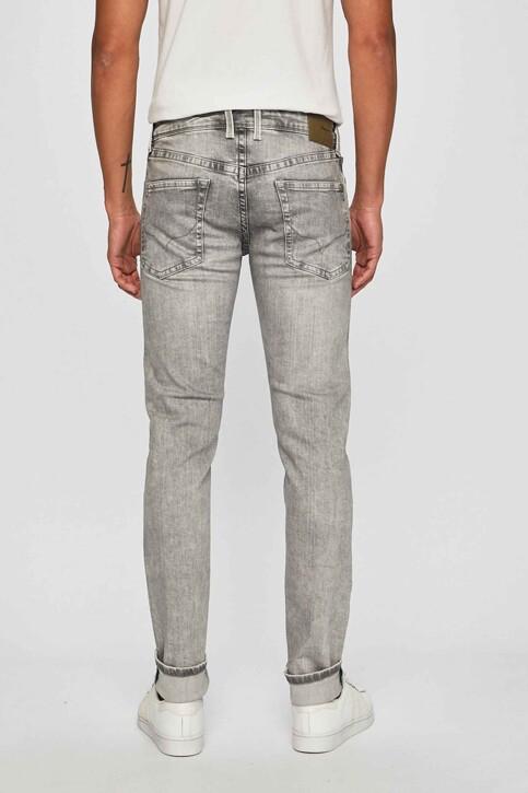 Pepe Jeans Jeans slim gris PM200823WU5_WU5 GREY WISER img3