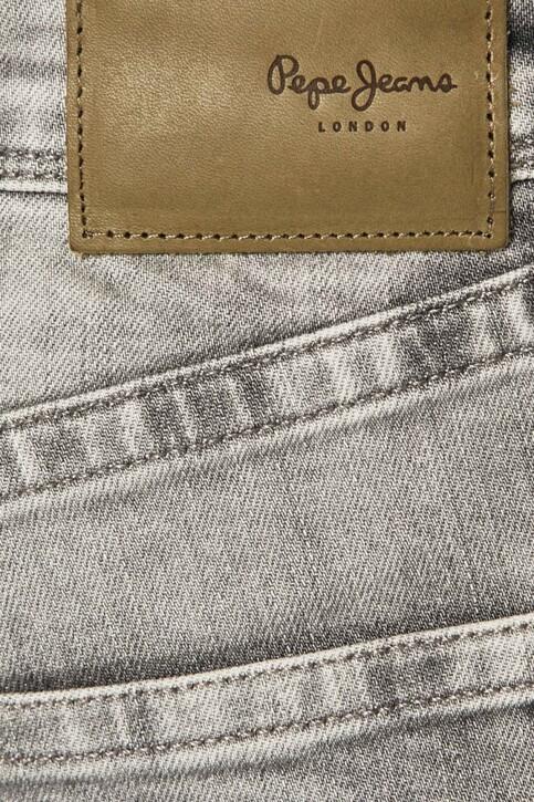 Pepe Jeans Jeans slim gris PM200823WU5_WU5 GREY WISER img4