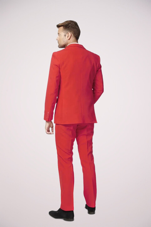 Opposuits Costumes carnaval rouge RED DEVIL_0014 img6