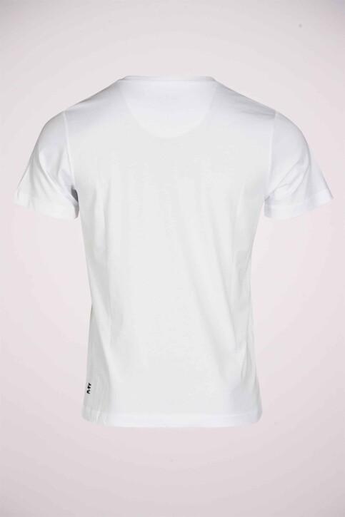 R.EV 1703 by Remco Evenepoel T-shirts (korte mouwen) wit REV211MT 006_WHITE img8