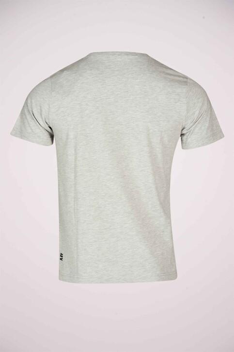 R.EV 1703 by Remco Evenepoel T-shirts (korte mouwen) grijs REV211MT 010_GREY MELEE img7