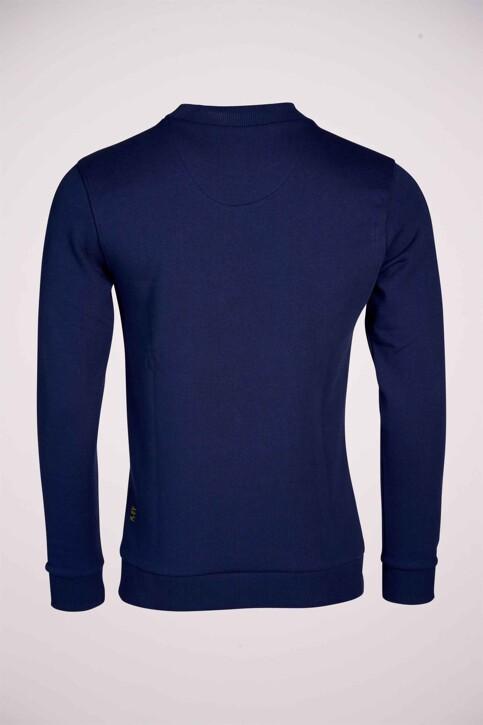 R.EV 1703 by Remco Evenepoel Sweaters met ronde hals blauw REV211MT 013_NAVY img7