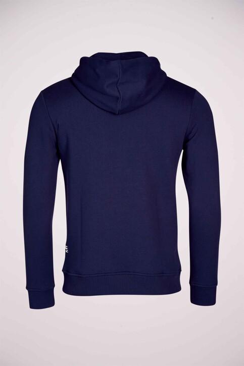 R.EV 1703 by Remco Evenepoel Sweaters met kap blauw REV211MT 015_NAVY img6