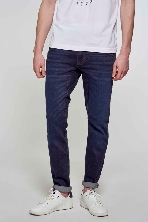 R.EV 1703 by Remco Evenepoel Jeans slim denim REV211MT 017_DENIM img8