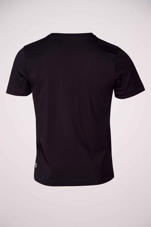 R.EV 1703 by Remco Evenepoel T-shirts (korte mouwen) zwart REV211MT 023_BLACK img3