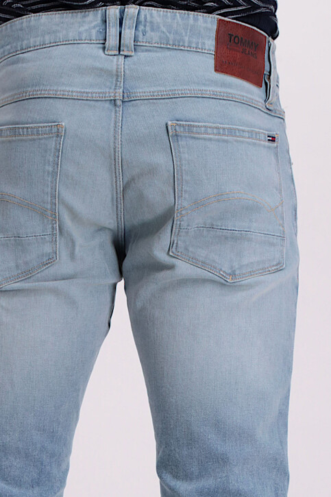 Tommy Hilfiger Jeans tapered denim RONNIE_911OAK L BLUE img6