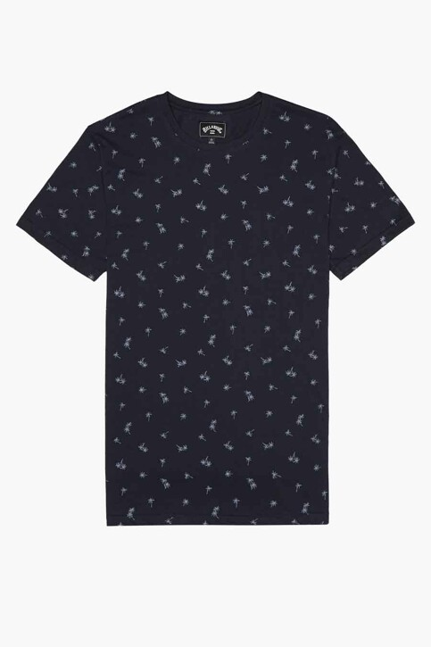 Billabong T-shirts (korte mouwen) blauw S1JE18BIP021_21 NAVY img1