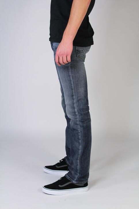 DIESEL Jeans straight gris SAFADO_0885KGREY WASH img2