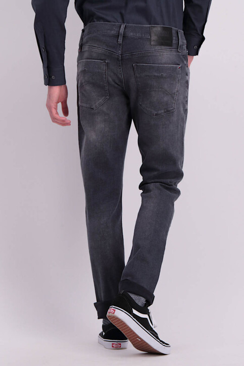 TOMMY JEANS Jeans slim gris SCANTON_911OAK GREY C img3