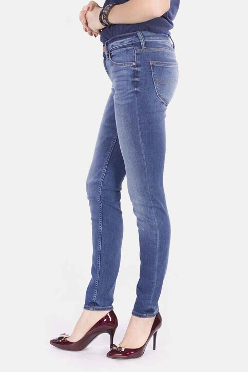Lee® Jeans skinny denim SCARLETT JEANS_MIDTOWN BLUES img3