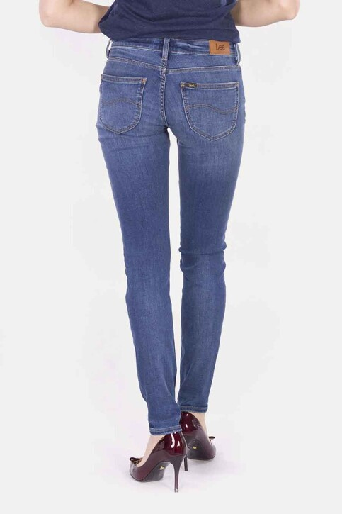 Lee® Jeans skinny denim SCARLETT JEANS_MIDTOWN BLUES img4