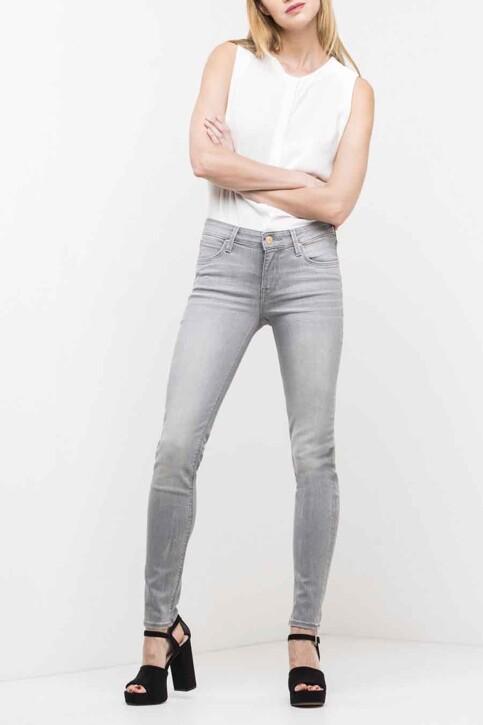Lee® Jeans skinny gris SCARLETT JEANS_SUMMER GREY img3