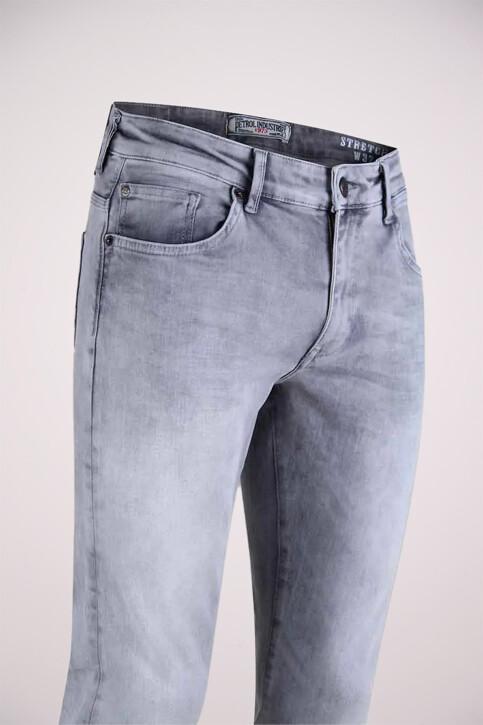 Petrol Industries® Jeans slim SEAHAM_45DUSTYSILVER img5