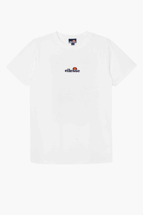 ellesse® T-shirts (korte mouwen) wit SGI11078_908 WHITE img2