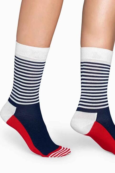 Happy Socks® Sokken multicolor SH01068_HALF STRIPE img3