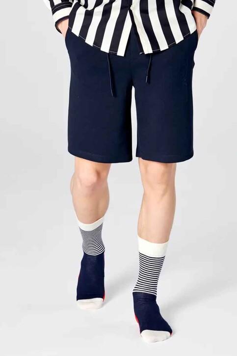 Happy Socks® Sokken multicolor SH01068_HALF STRIPE img4