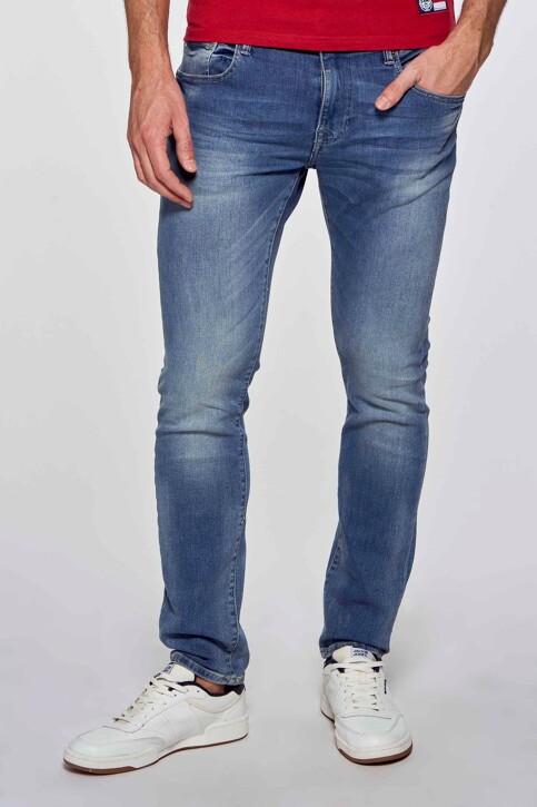Petrol Industries® Jeans tapered denim SHERMAN 5707_5707 LIGHT STON img1