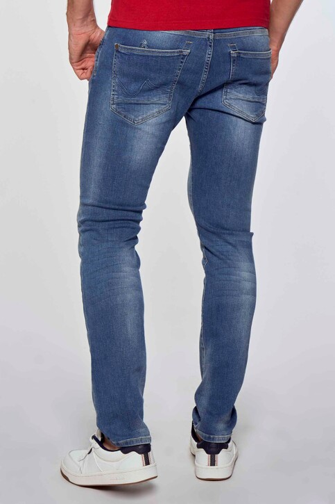 Petrol Industries® Jeans tapered denim SHERMAN 5707_5707 LIGHT STON img2