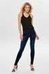 ONLY® Jeans skinny DARK BLUE DENIM SKINNY REG ULTIMATE_PIM201DARKBLUE img1