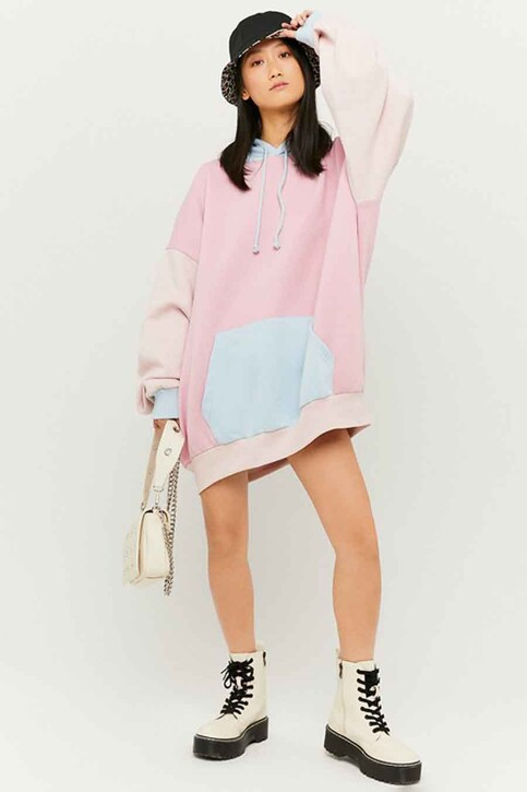 TALLY WEIJL Sweaters met kap roze SSWCOMASSY_ORCHID img2