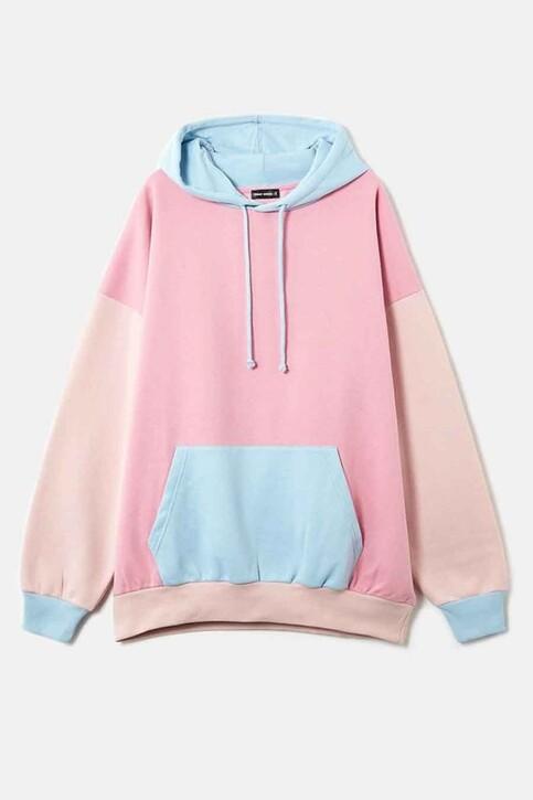 TALLY WEIJL Sweaters met kap roze SSWCOMASSY_ORCHID img4