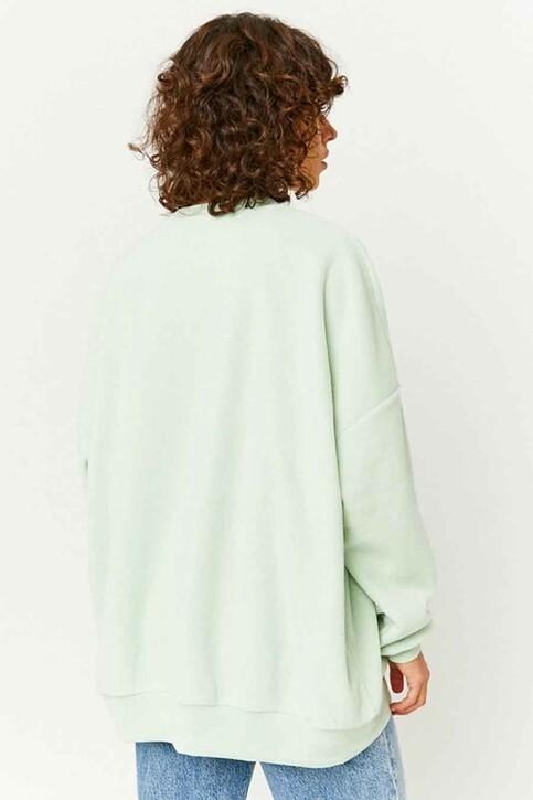TALLY WEIJL Sweaters met ronde hals groen SSWPEPAPPO_AQUA FOAM img3
