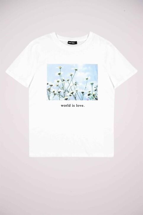 TALLY WEIJL T-shirts (korte mouwen) wit STSCOBOYL_WHITE img1