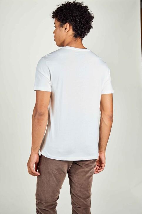 STRANGER THINGS T-shirts (manches courtes) blanc STT3043C_WHITE img3