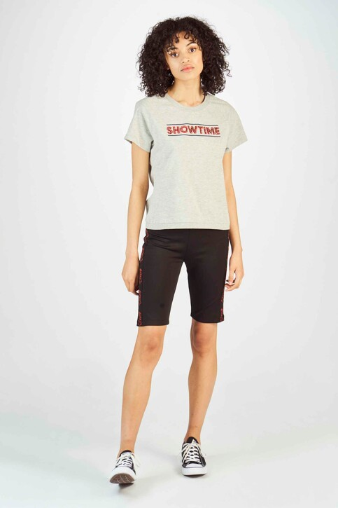 SUPASTAR by Tatyana Beloy T-shirts (korte mouwen) grijs SUP191WT 002_GREY HEATHER img2