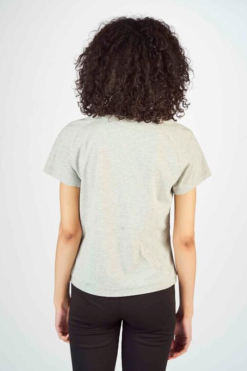 SUPASTAR by Tatyana Beloy T-shirts (korte mouwen) grijs SUP191WT 002_GREY HEATHER img3