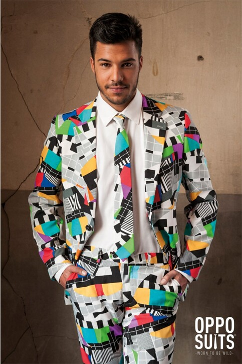 Opposuits Carnavalkostuums multicolor TESTIVAL_0010 img5