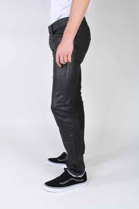 DIESEL Jeans slim THAVAR_0807VBLACK900 img2