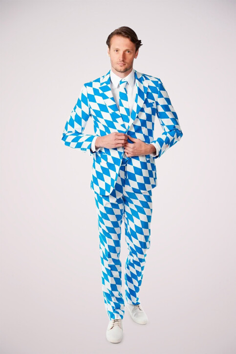 Opposuits Costumes carnaval bleu THE BAVARIAN_0016 img1