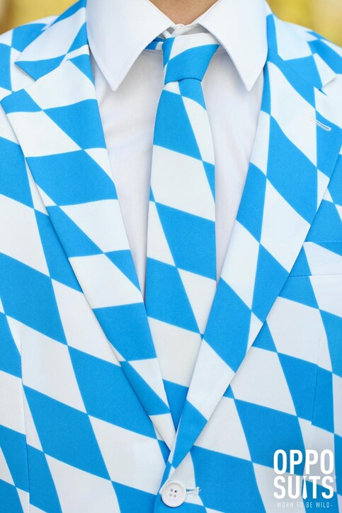 Opposuits Costumes carnaval bleu THE BAVARIAN_0016 img5