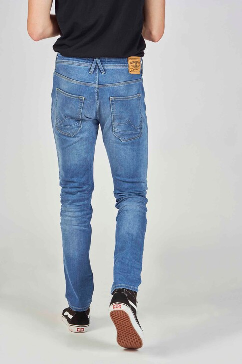 Petrol Industries® Jeans tapered denim THRUXTON_5701 LIGHT USED img3