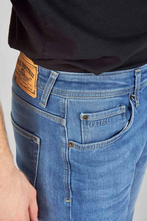Petrol Industries® Jeans tapered denim THRUXTON_5701 LIGHT USED img4