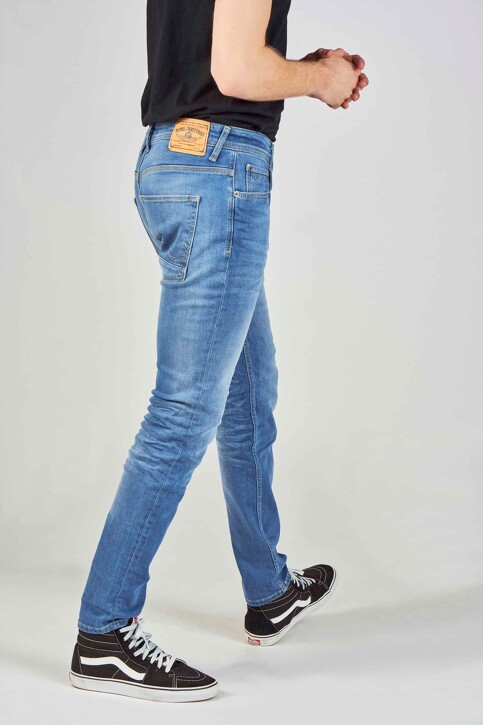 Petrol Industries® Jeans tapered denim THRUXTON_5701 LIGHT USED img6