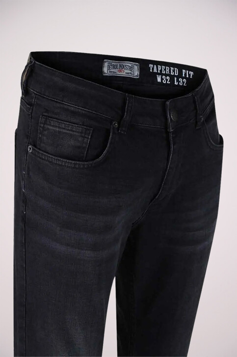 Petrol Industries® Jeans tapered noir TYMORE_50BLACK img5