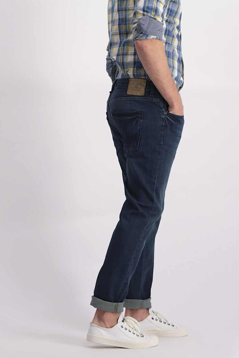 Petrol Industries® Jeans tapered denim TYMORE_5801MID BLUE img4