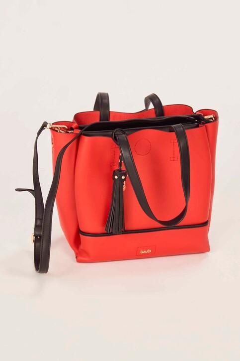 Gaudi Jeans Handtassen rood V9A71160_V0018 RED img1