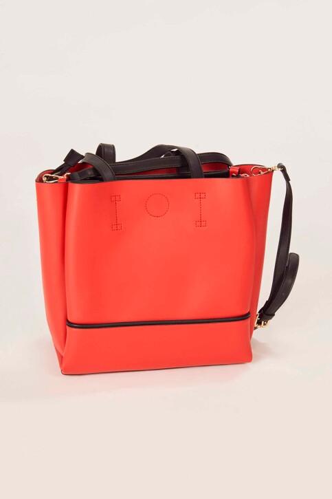 Gaudi Jeans Handtassen rood V9A71160_V0018 RED img4