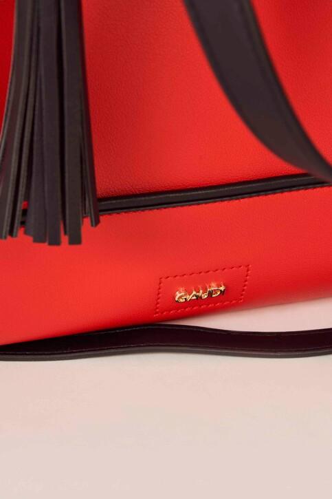 Gaudi Jeans Handtassen rood V9A71160_V0018 RED img5