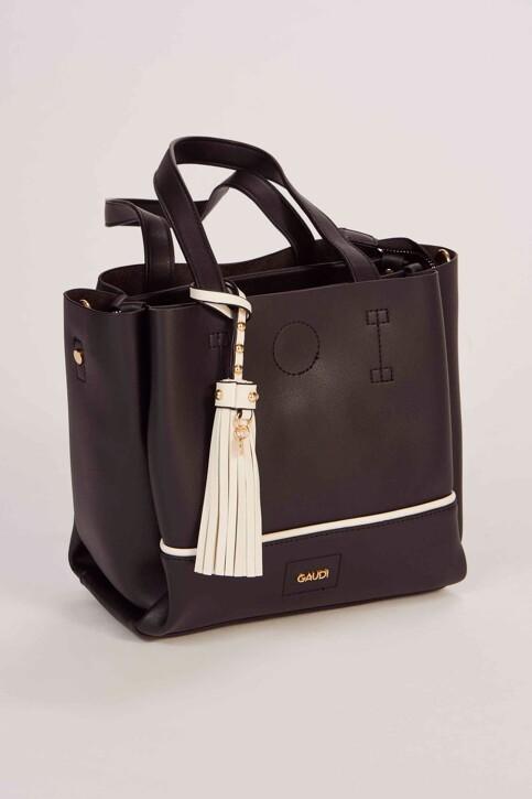 Gaudi Jeans Handtassen zwart V9A71161_V0001 ZWART img1