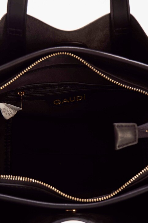 Gaudi Jeans Handtassen zwart V9A71161_V0001 ZWART img2