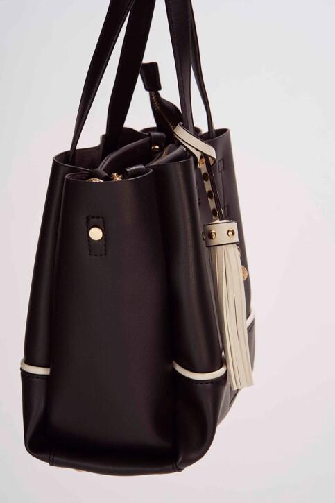 Gaudi Jeans Handtassen zwart V9A71161_V0001 ZWART img3