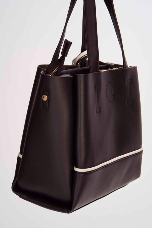 Gaudi Jeans Handtassen zwart V9A71161_V0001 ZWART img4