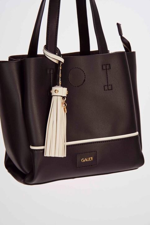 Gaudi Jeans Handtassen zwart V9A71161_V0001 ZWART img5