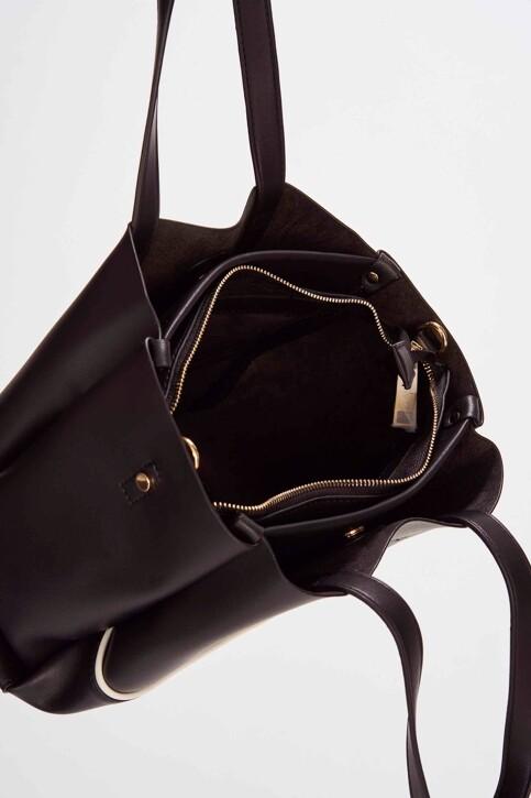 Gaudi Jeans Handtassen zwart V9A71161_V0001 ZWART img6