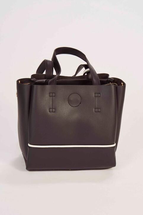 Gaudi Jeans Handtassen zwart V9A71161_V0001 ZWART img7