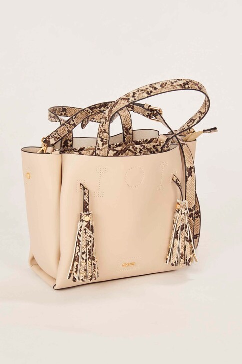 Gaudi Jeans Sacoches beige V9A71171_V0021 CREME img1